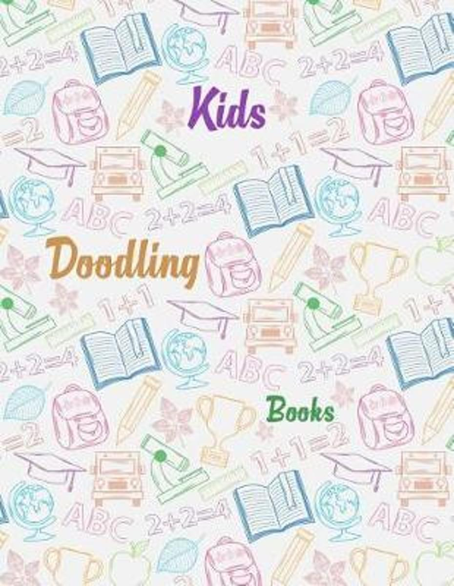 Kids Doodling Books