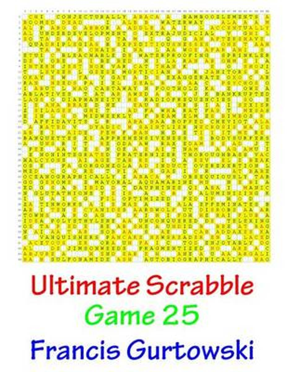 Ultimate Scabble Game 25