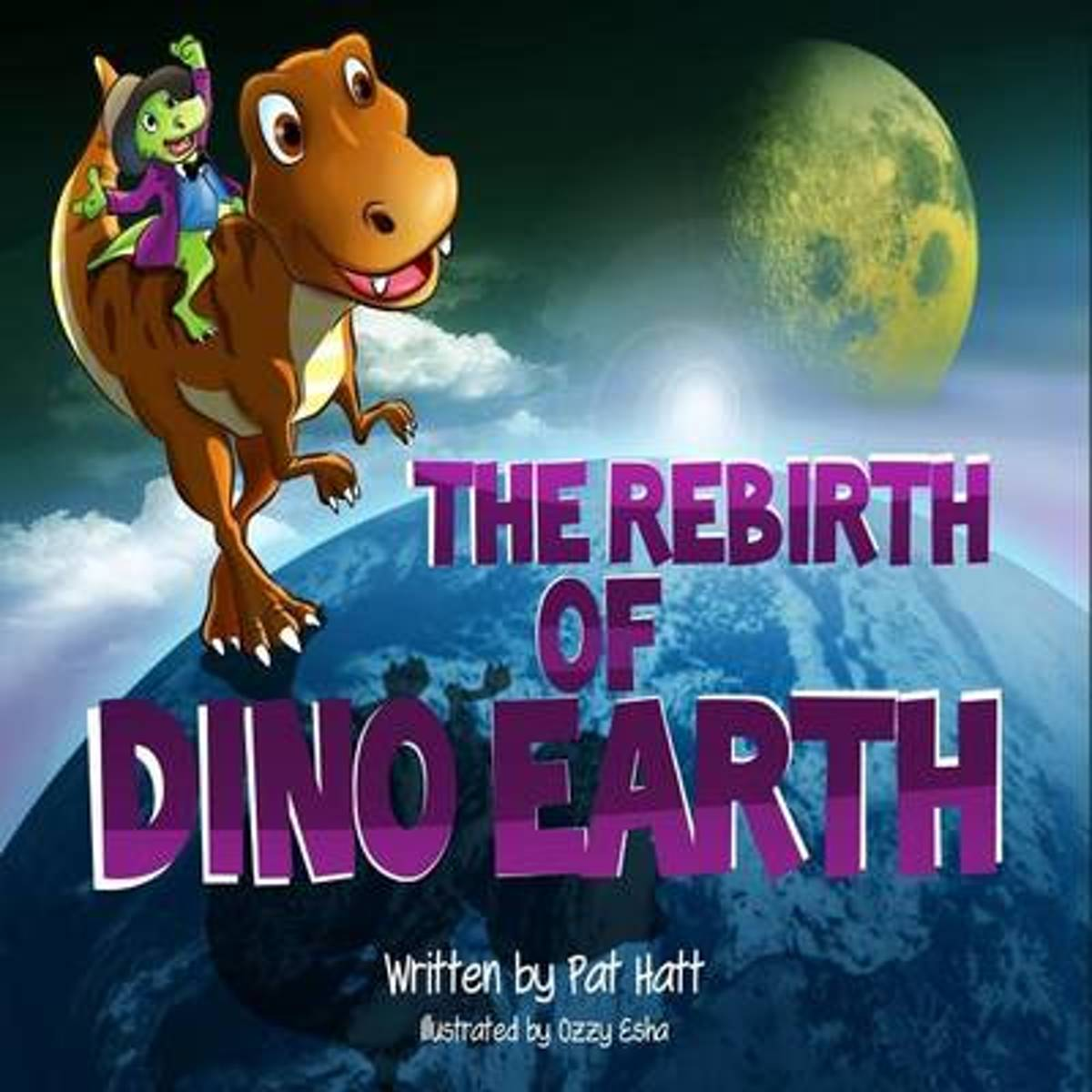 The Rebirth of Dino Earth