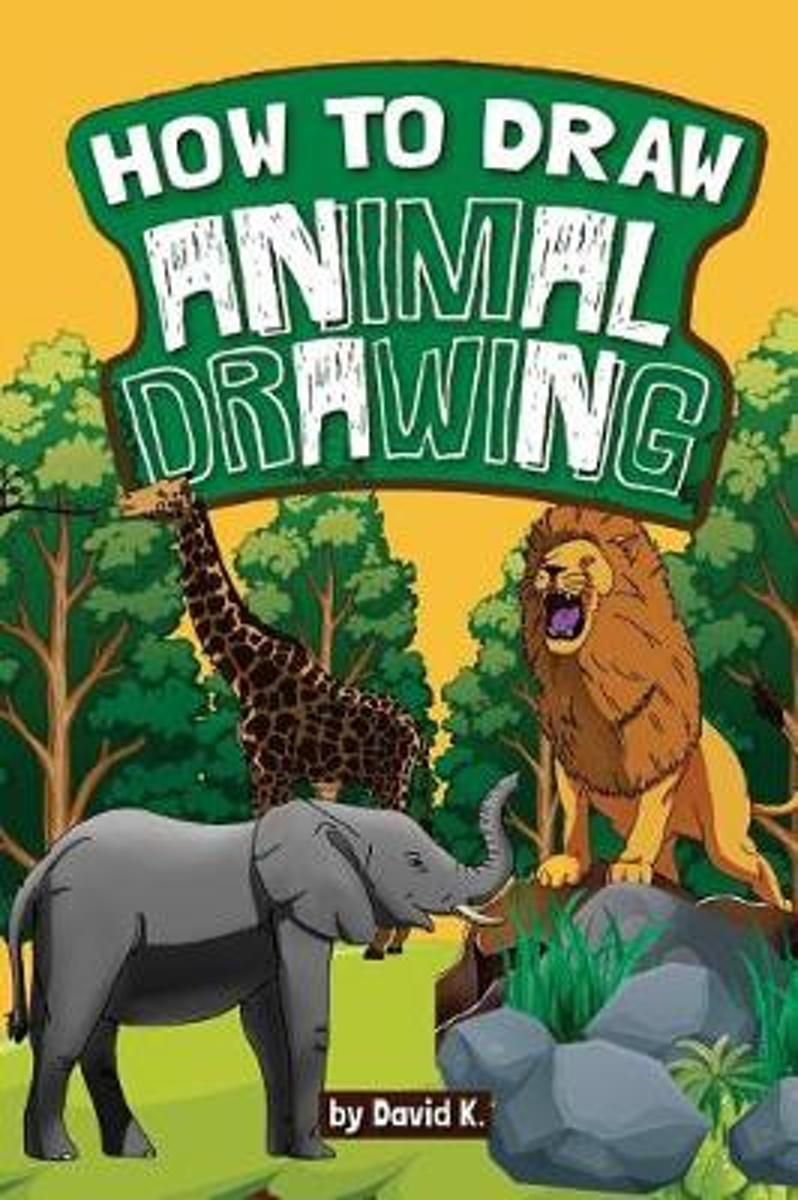 How to Draw Animal Drawing