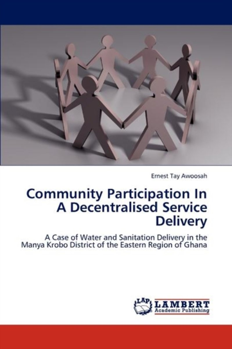 Community Participation in a Decentralised Service Delivery