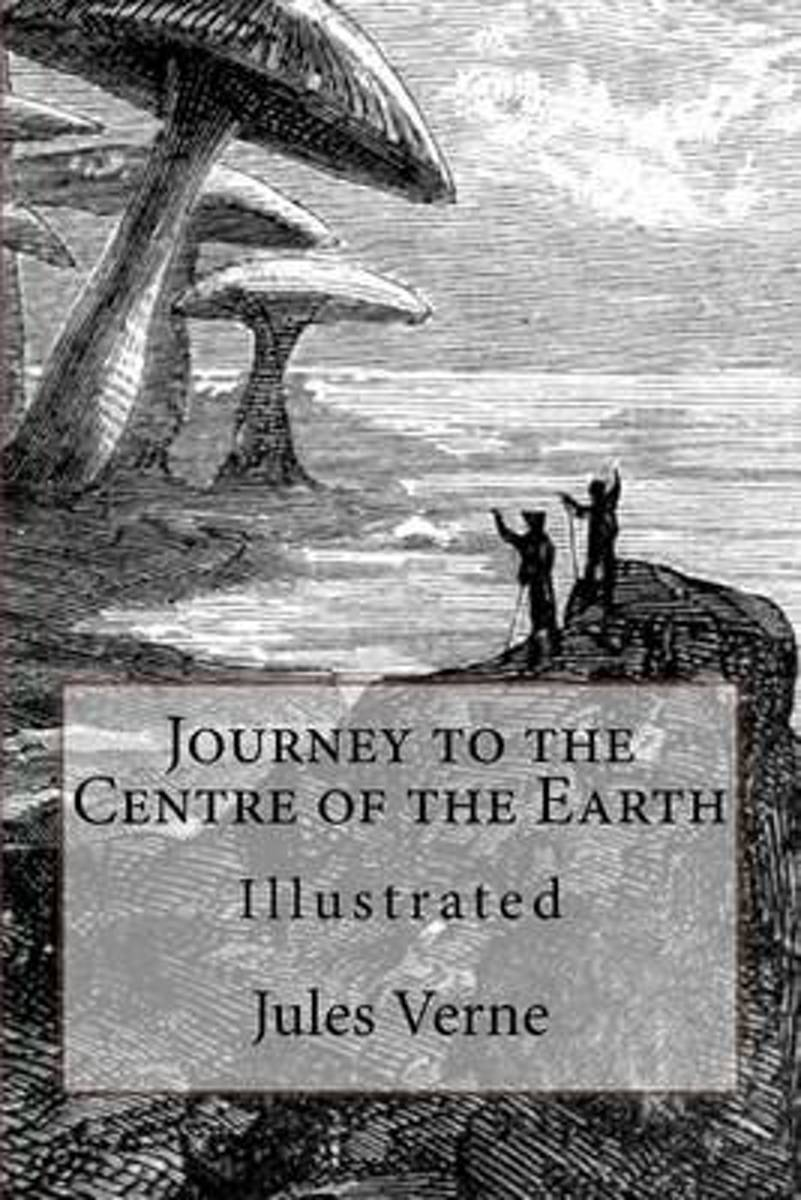 Journey of the Centre of the Earth