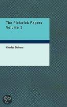 The Pickwick Papers Volume 1