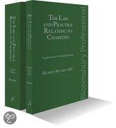 The Law and Practice Relating to Charities Fourth Edition + Supplement