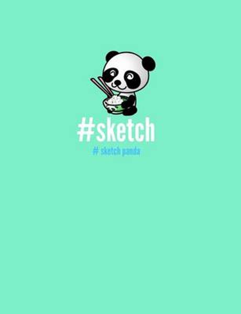 #Sketch Panda (Trendy Sketch Book)