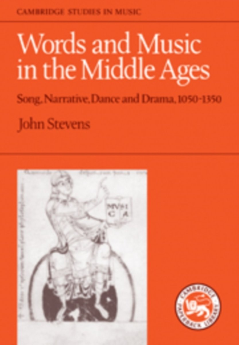 Words and Music in the Middle Ages