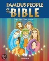 Famous People of the Bible: Bedtime Bible Stories
