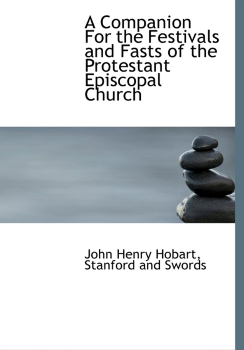 A Companion for the Festivals and Fasts of the Protestant Episcopal Church