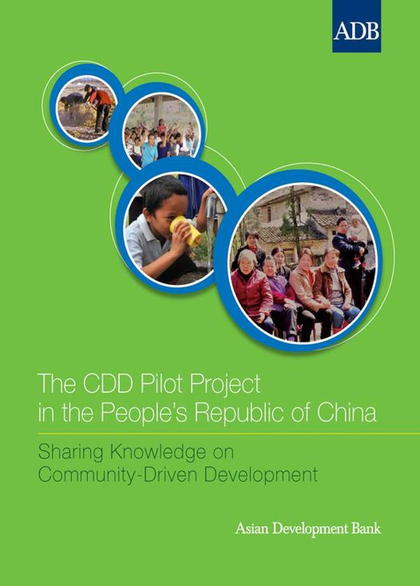The CDD Pilot Project in the People's Republic of China