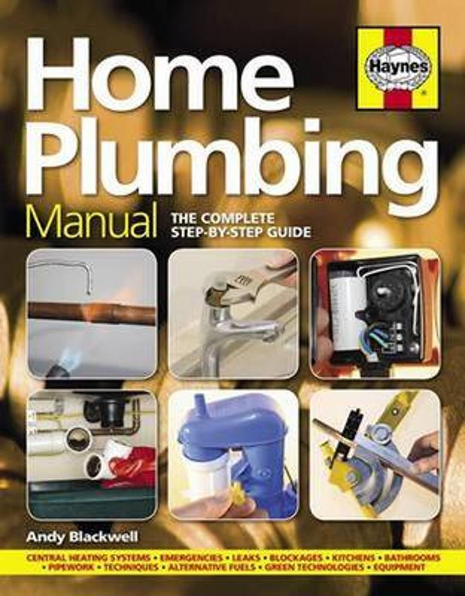 Home Plumbing Manual image