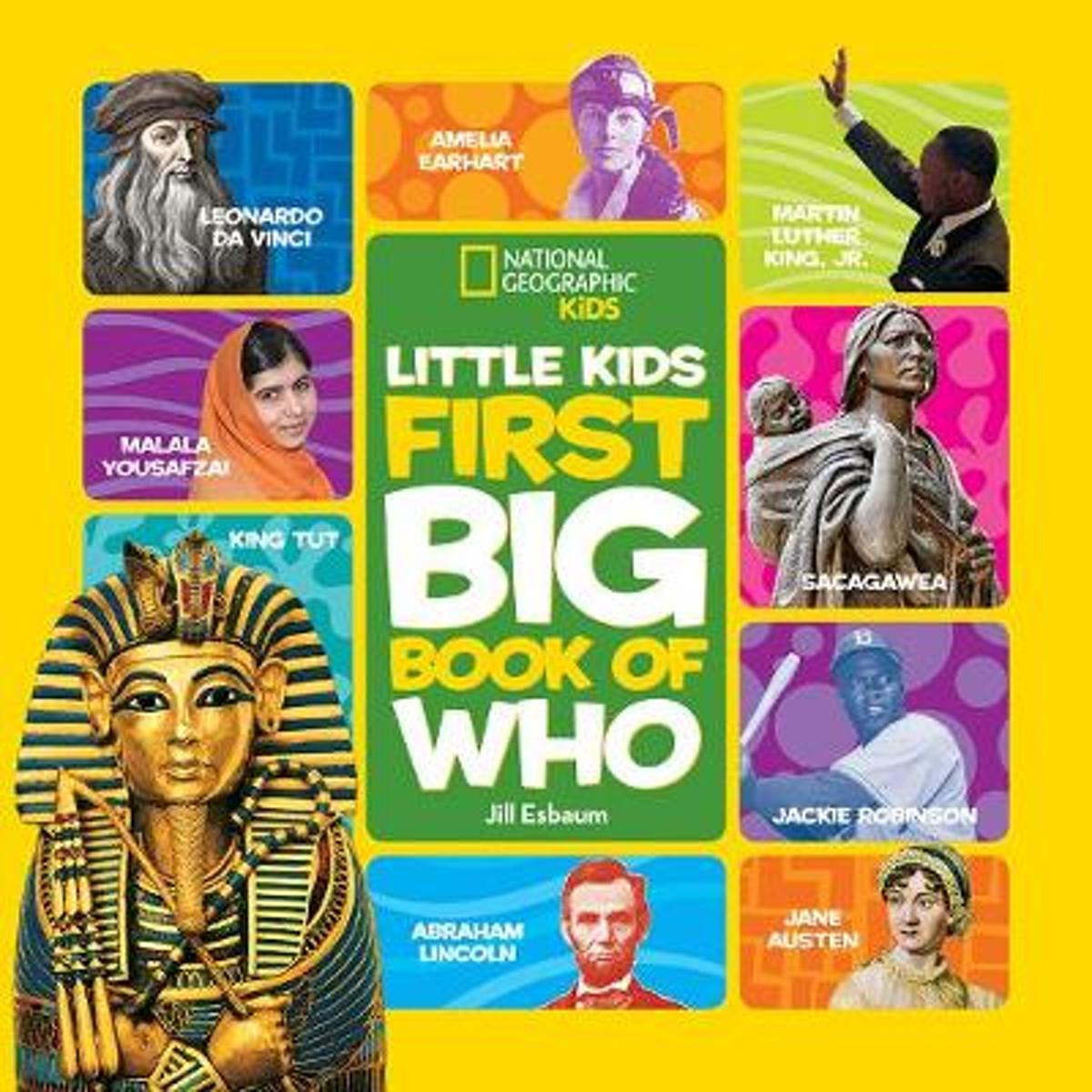 Little Kids First Big Book of Who (First Big Book)
