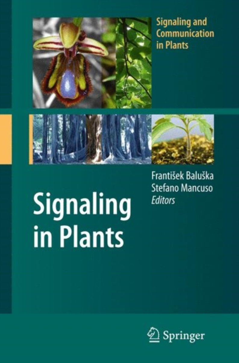 Signaling in Plants