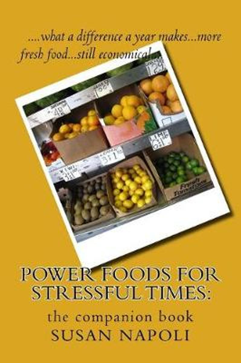 Power Foods for Stressful Times