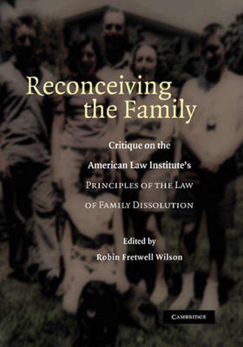 Reconceiving the Family