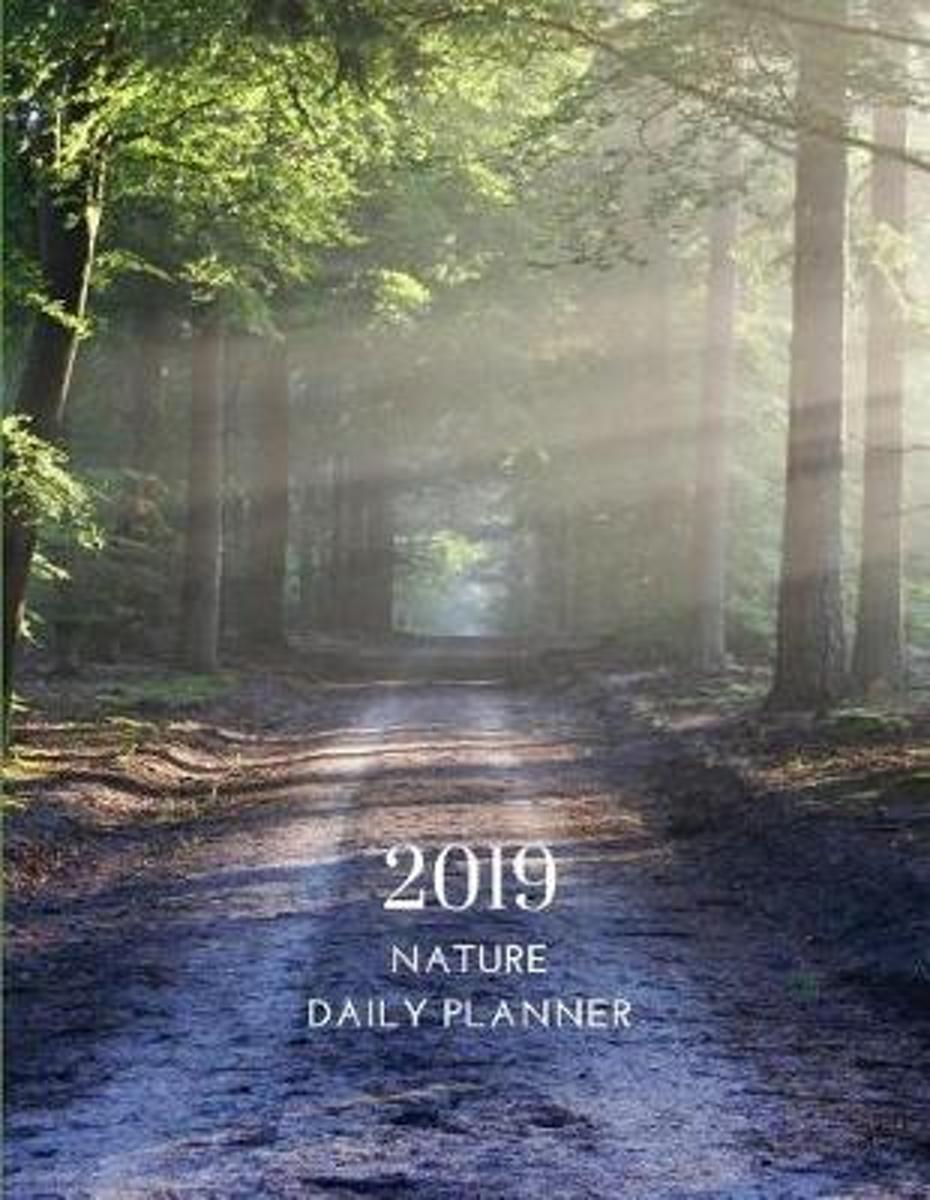 2019 Nature Daily Planner