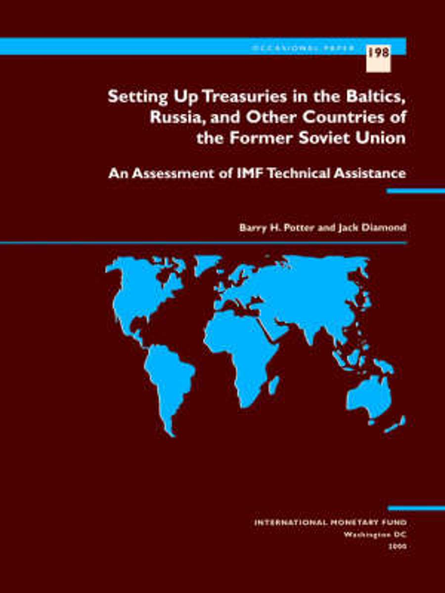 Setting Up Treasuries In The Baltics Russia And Other Countries Of The Former Soviet Union (S198Ea0000000)