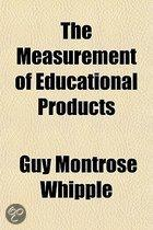 the Measurement of Educational Products