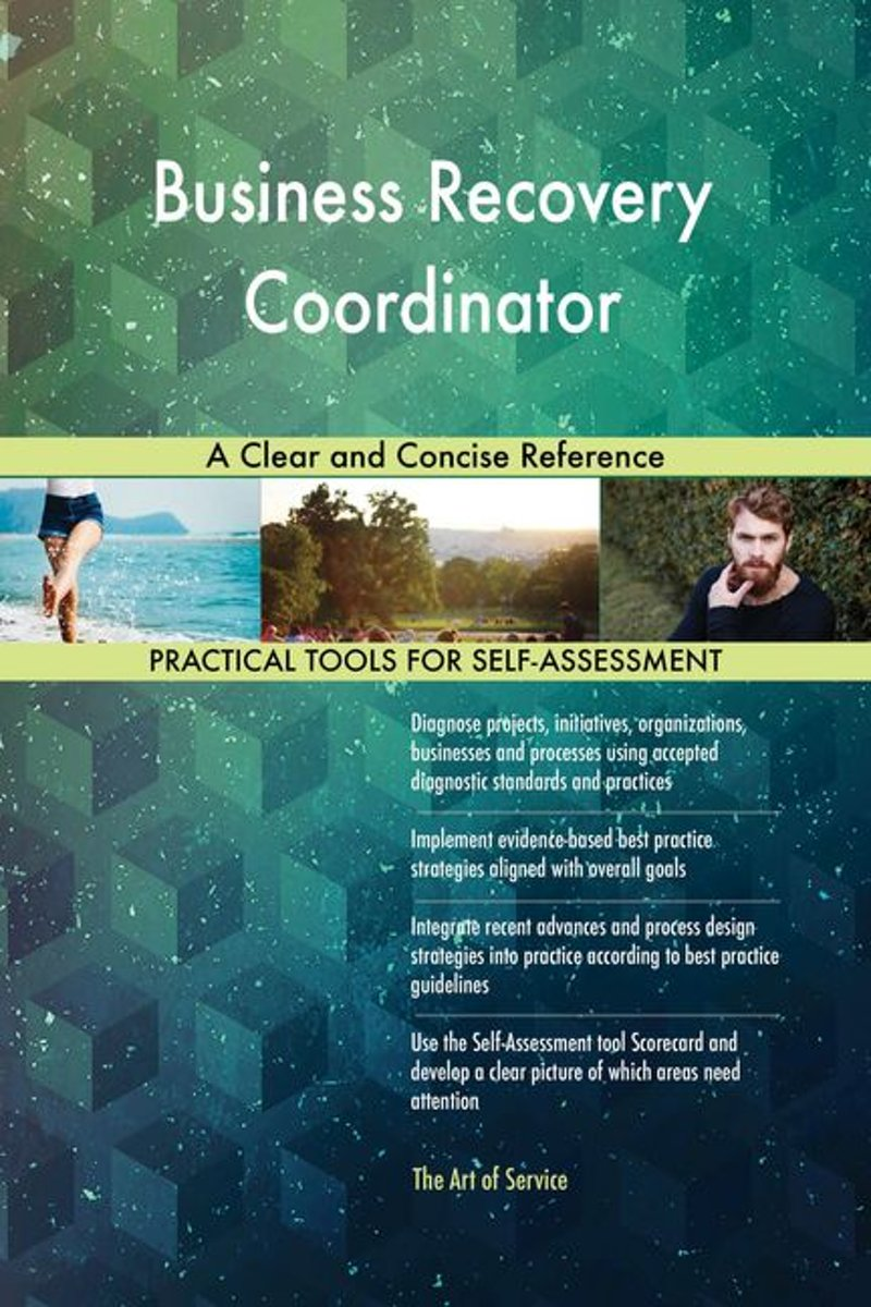 Business Recovery Coordinator A Clear and Concise Reference