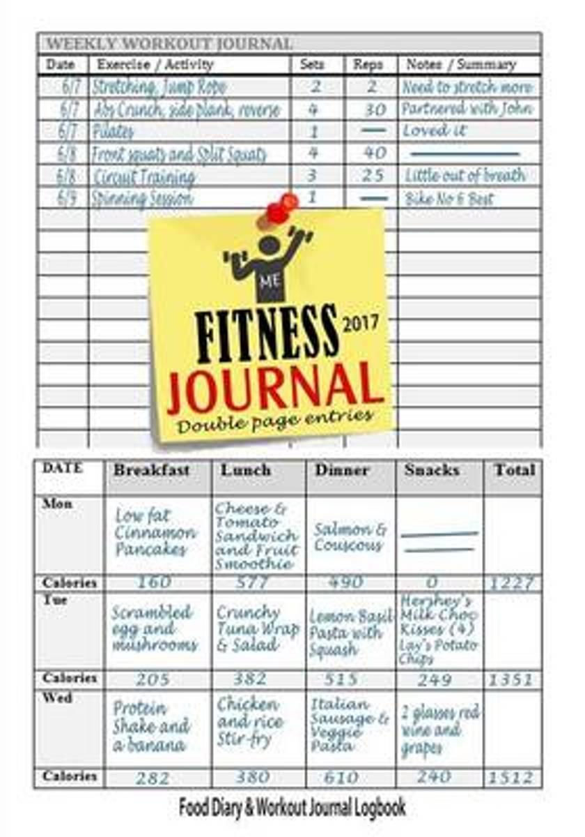 Fitness Journal 2017