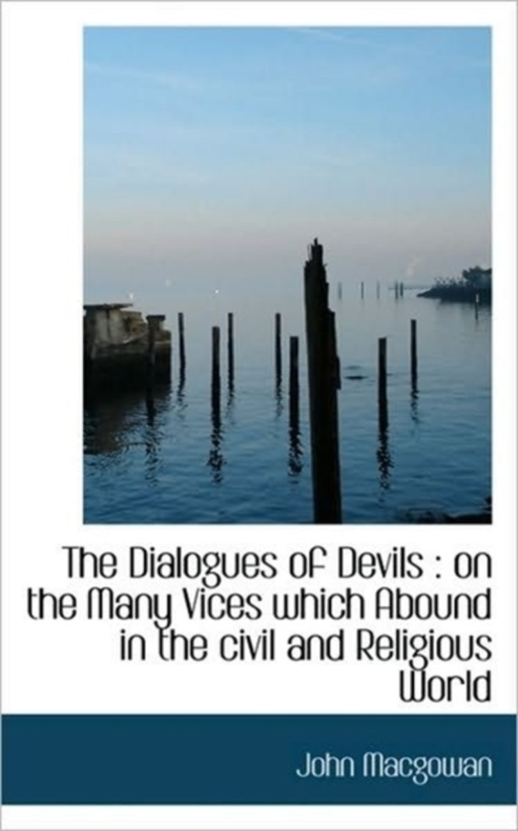 The Dialogues of Devils