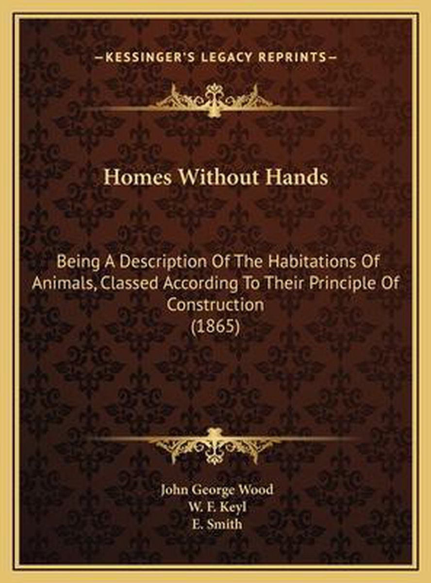 Homes Without Hands Homes Without Hands
