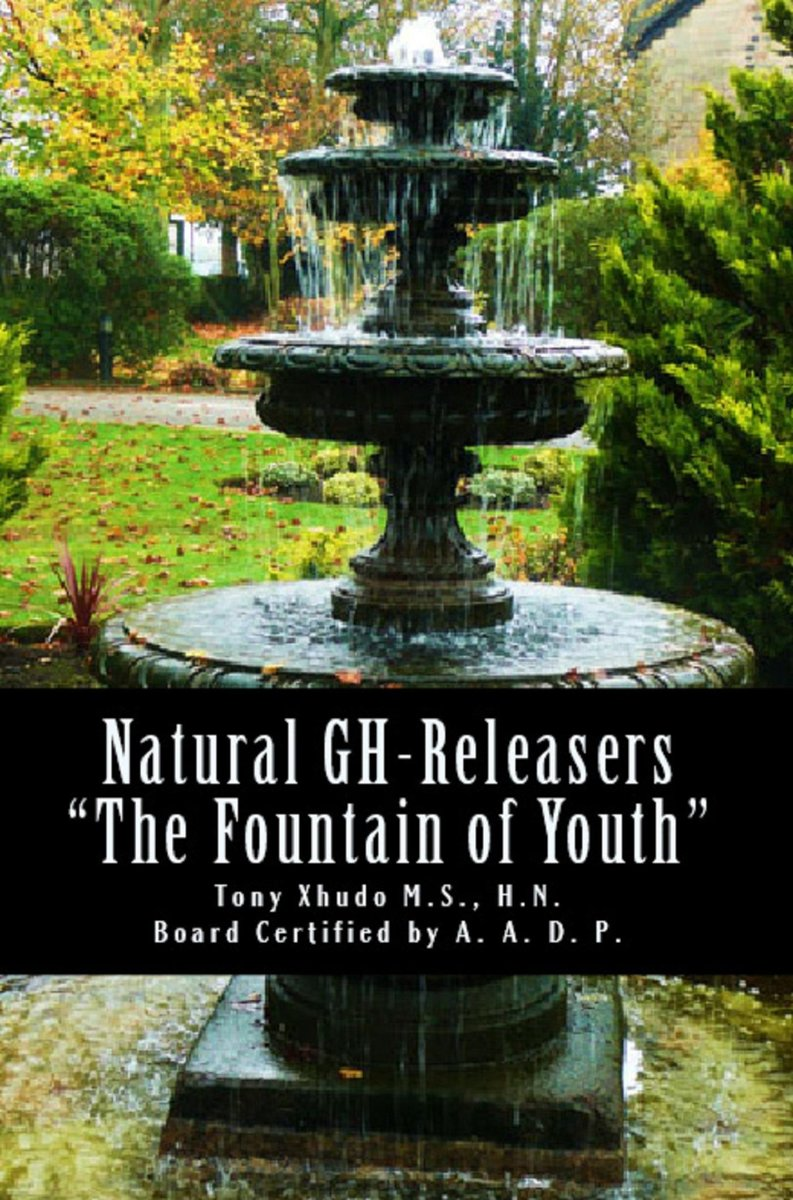 Natural GH Releasers ''The Fountain of Youth''