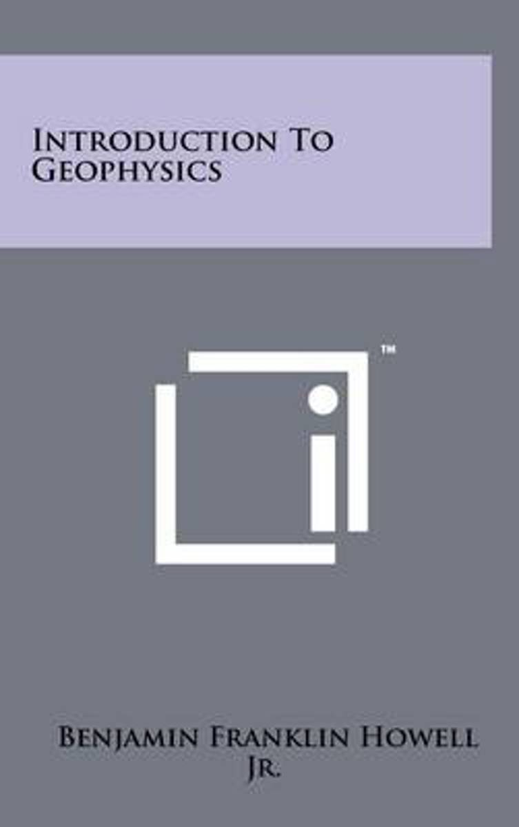 Introduction to Geophysics