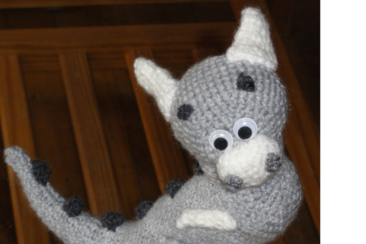 Shaky Monkey — diyfluffies totally adorable dragon is our... | 800x1200