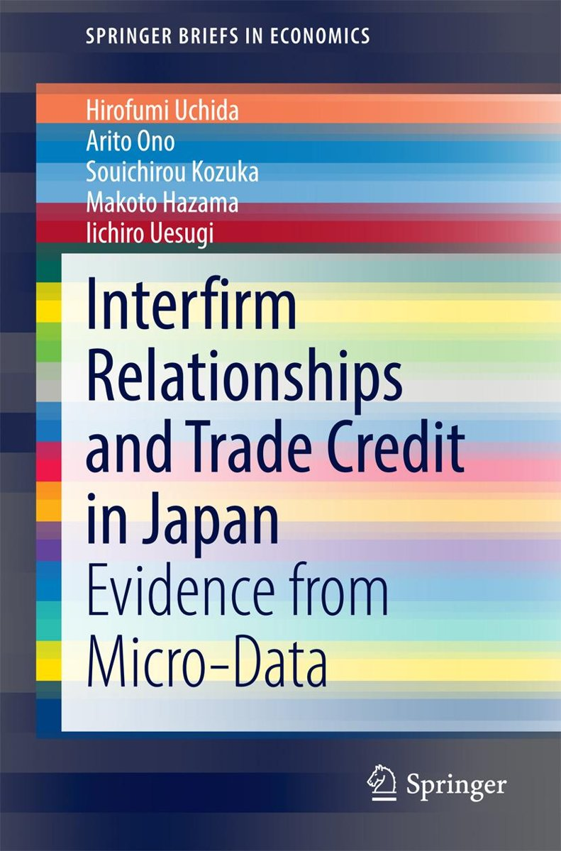 Interfirm Relationships and Trade Credit in Japan