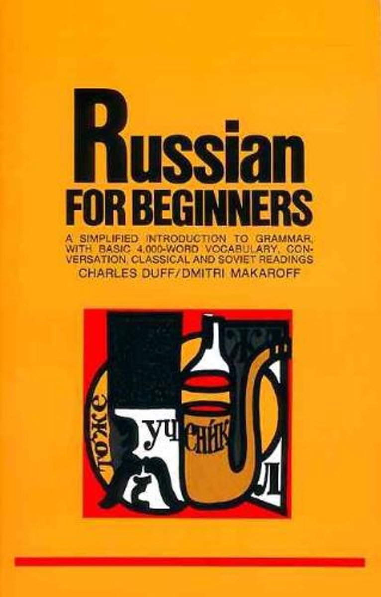 Russian for Beginners