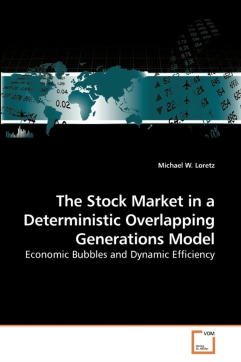The Stock Market in a Deterministic Overlapping Generations Model