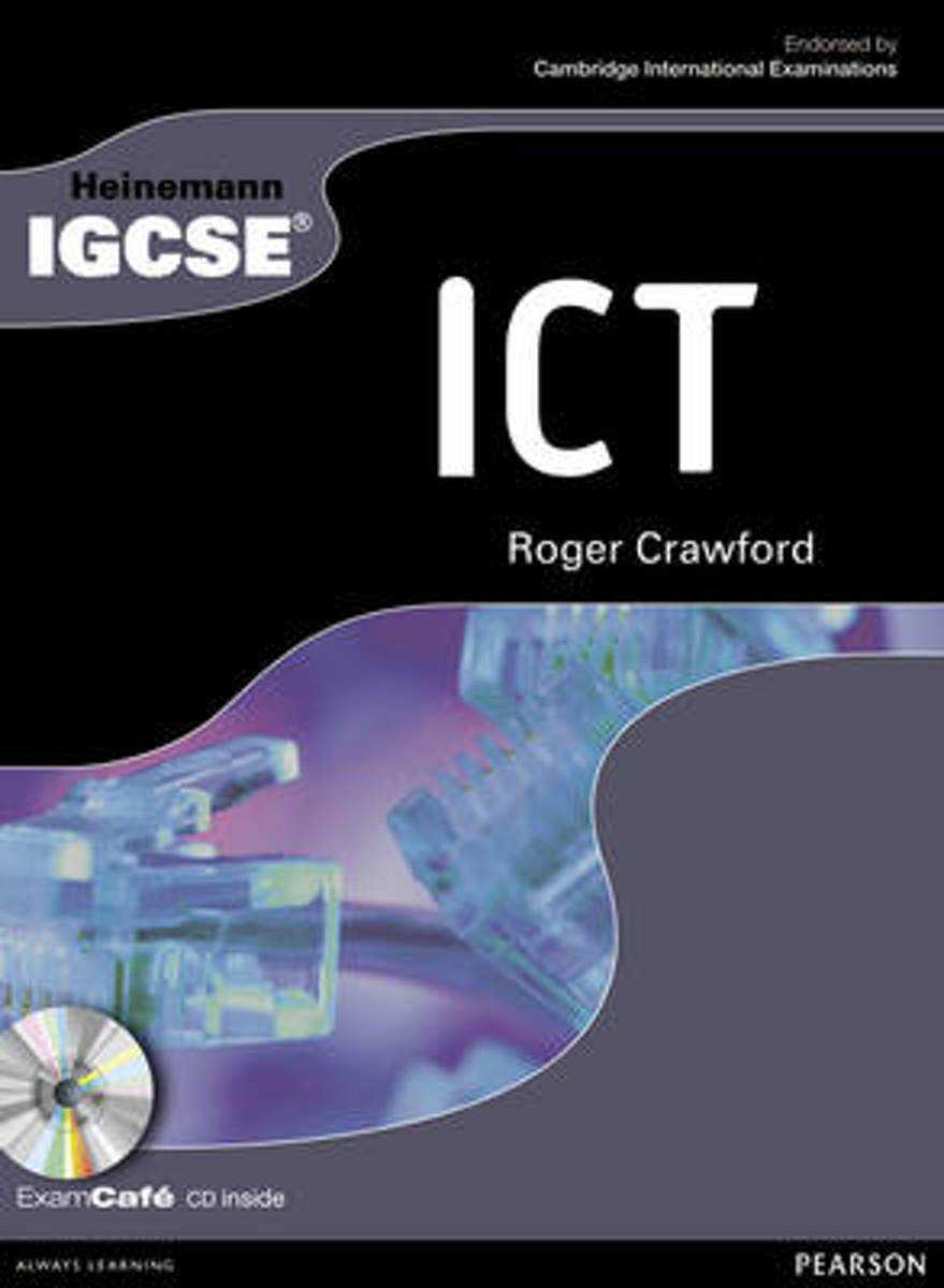 Heinemann IGCSE ICT Student Book with Exam Café CD