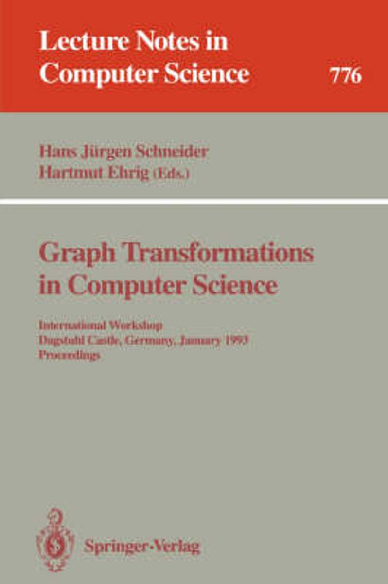 Graph Transformations in Computer Science