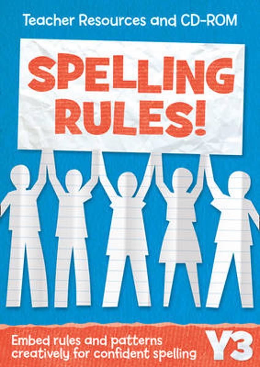 Spelling Rules - Year 3 Spelling Rules