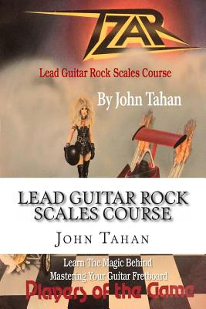 Lead Guitar Rock Scales Course