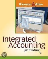 Integrated Accounting for Windows [With CDROM]
