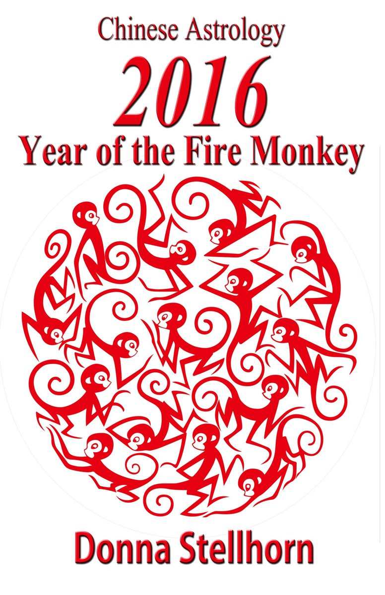 Chinese Astrology: 2016 Year of the Fire Monkey