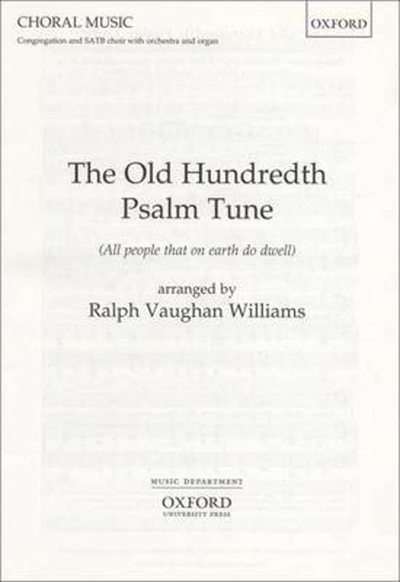 The Old Hundredth Psalm Tune