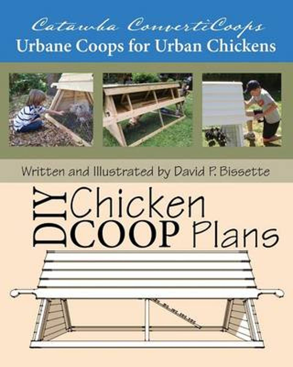Catawba Converticoops DIY Chicken Ark Plans