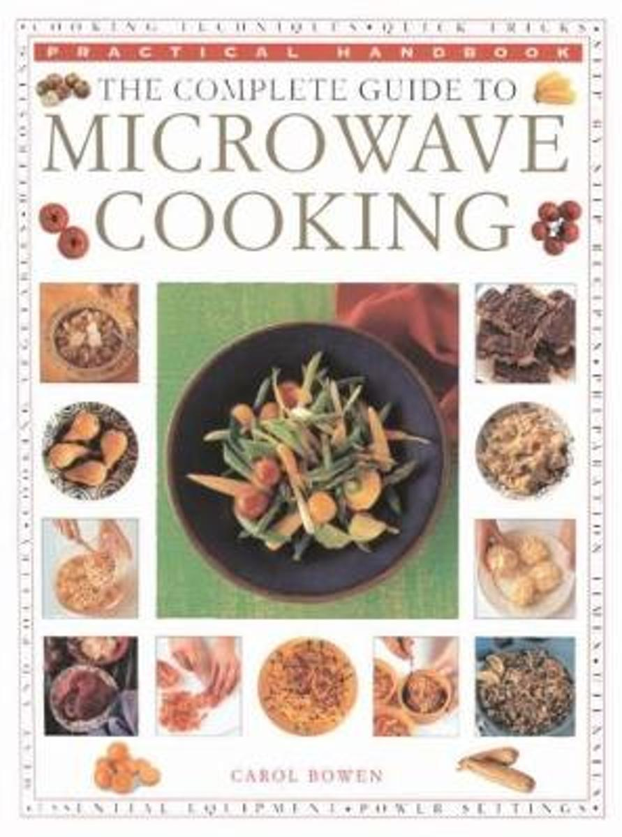 The Microwave Cooking, Complete Guide to