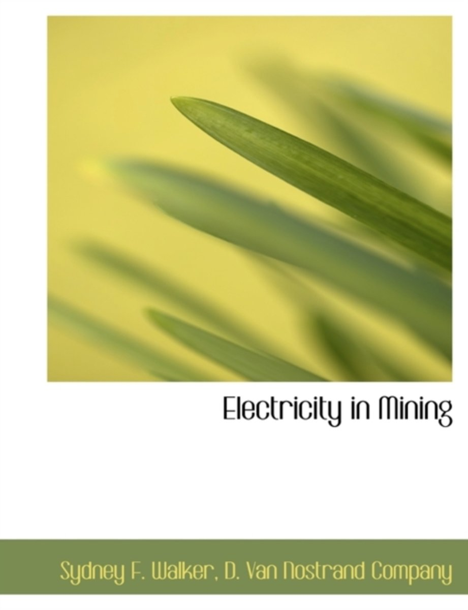 Electricity in Mining