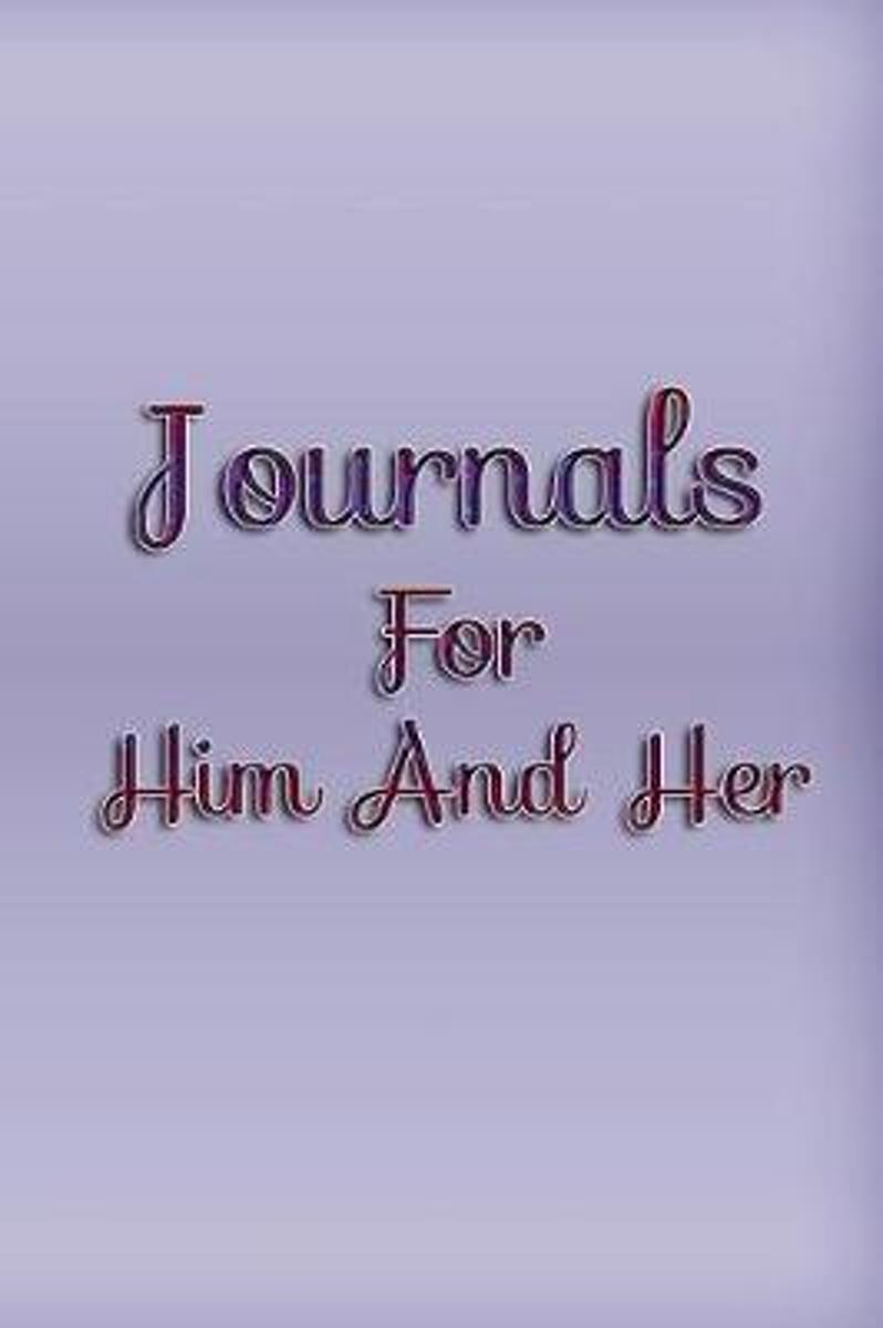 Journals for Him and Her
