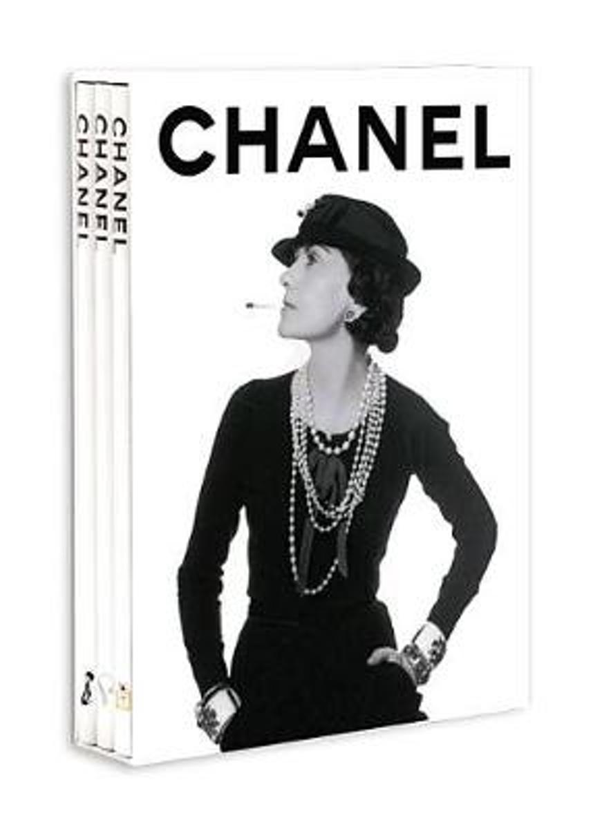 Chanel Set of 3 Slipcased Set