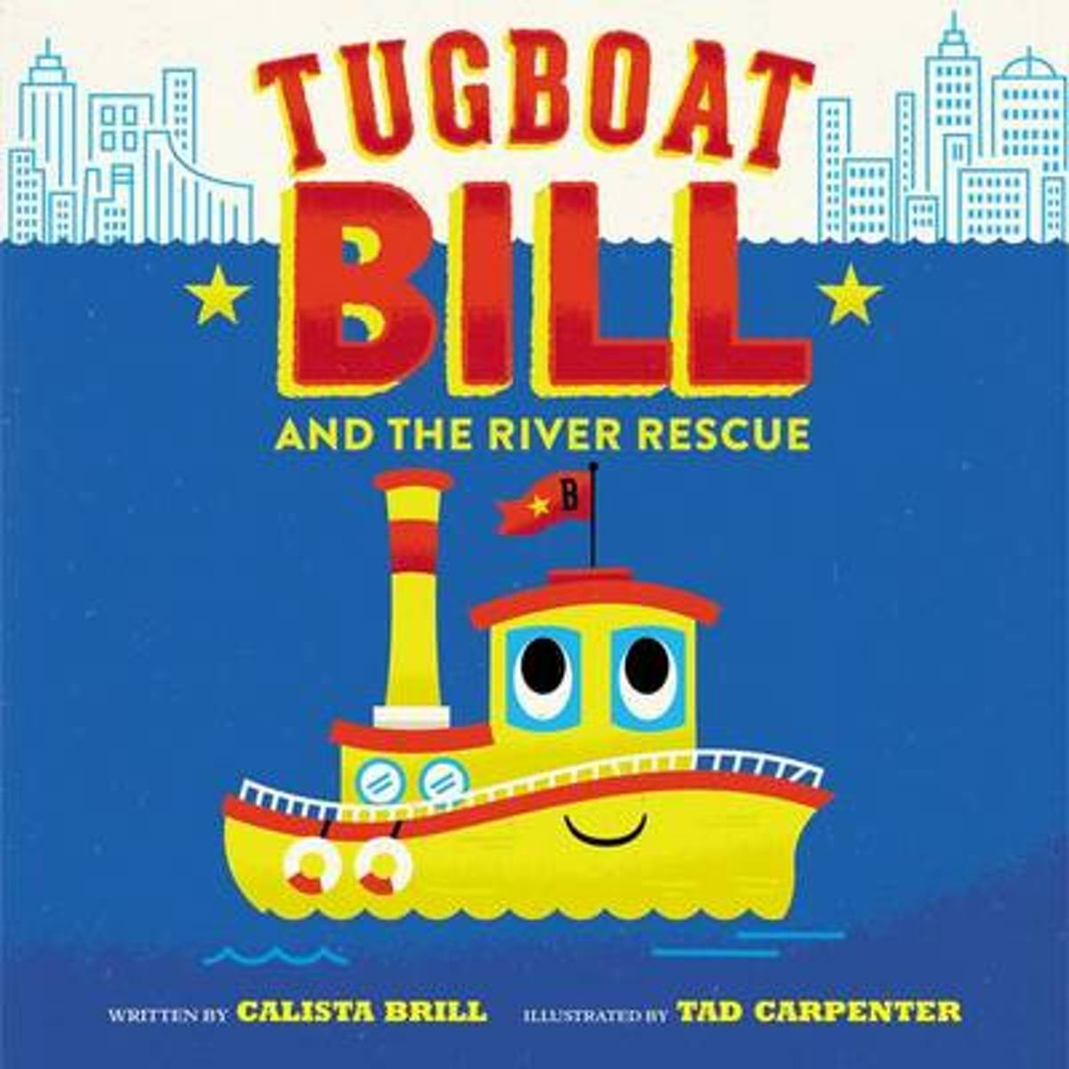 Tugboat Bill And The River Rescue