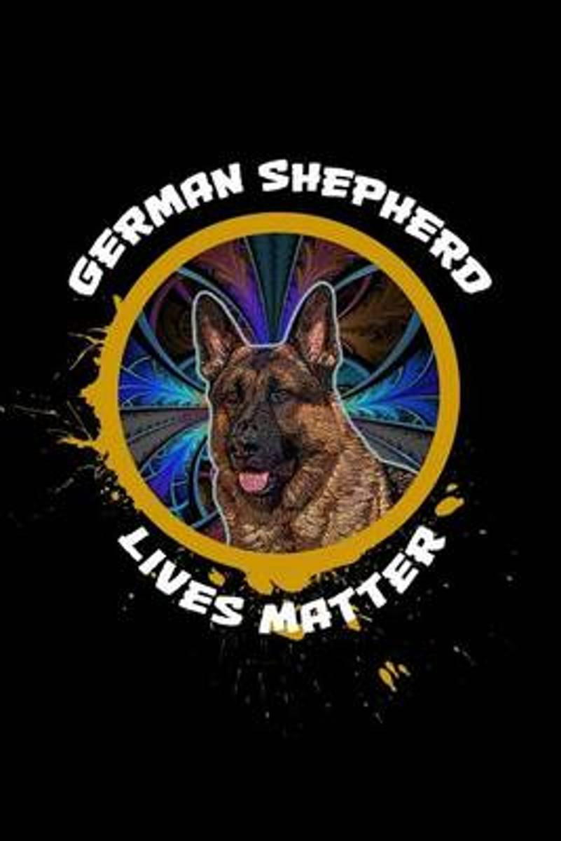 German Shepherd Lives Matter