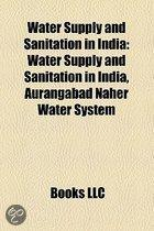 Water supply and sanitation in India