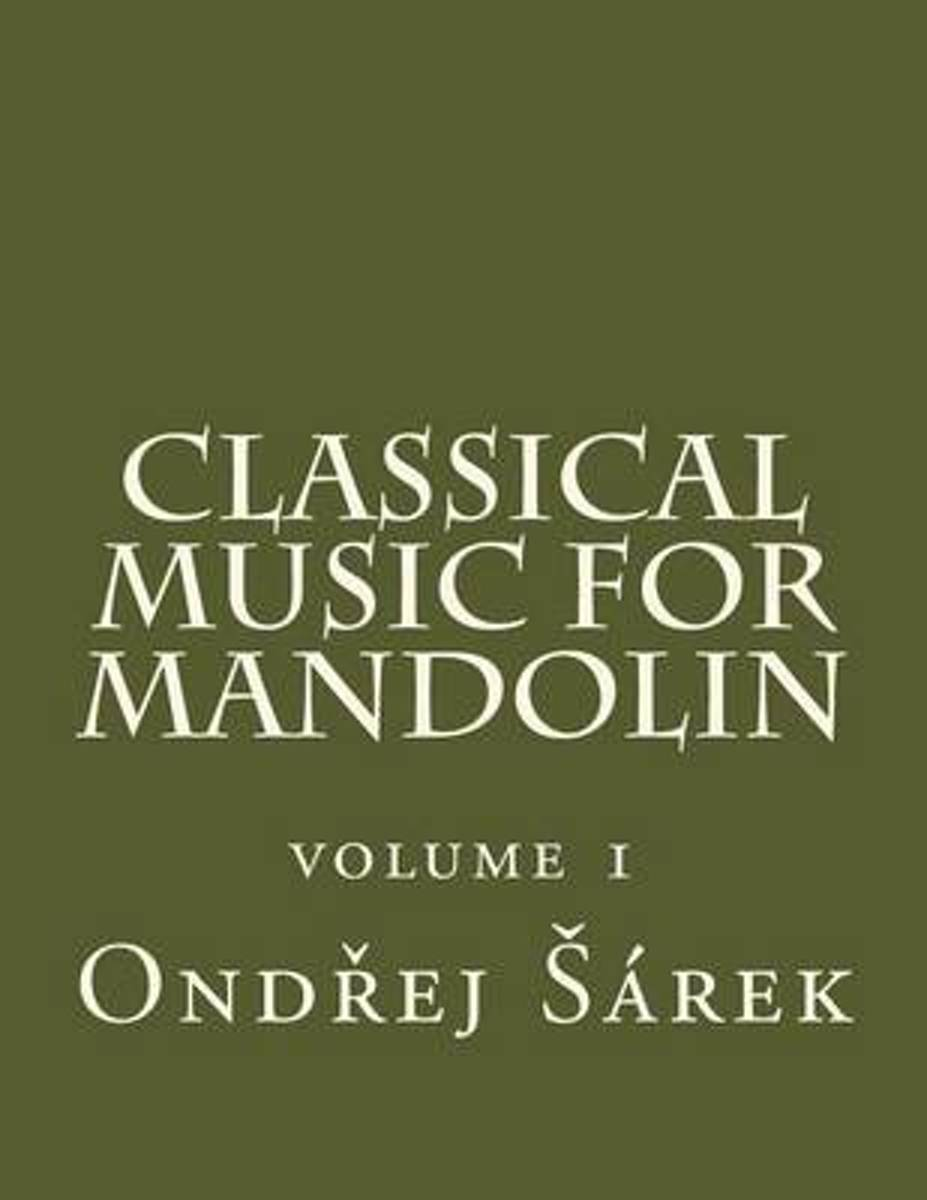 Classical Music for Mandolin