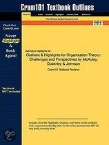 Outlines & Highlights For Organization Theory