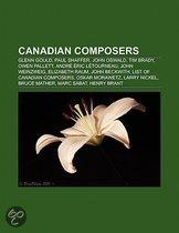 Canadian composers
