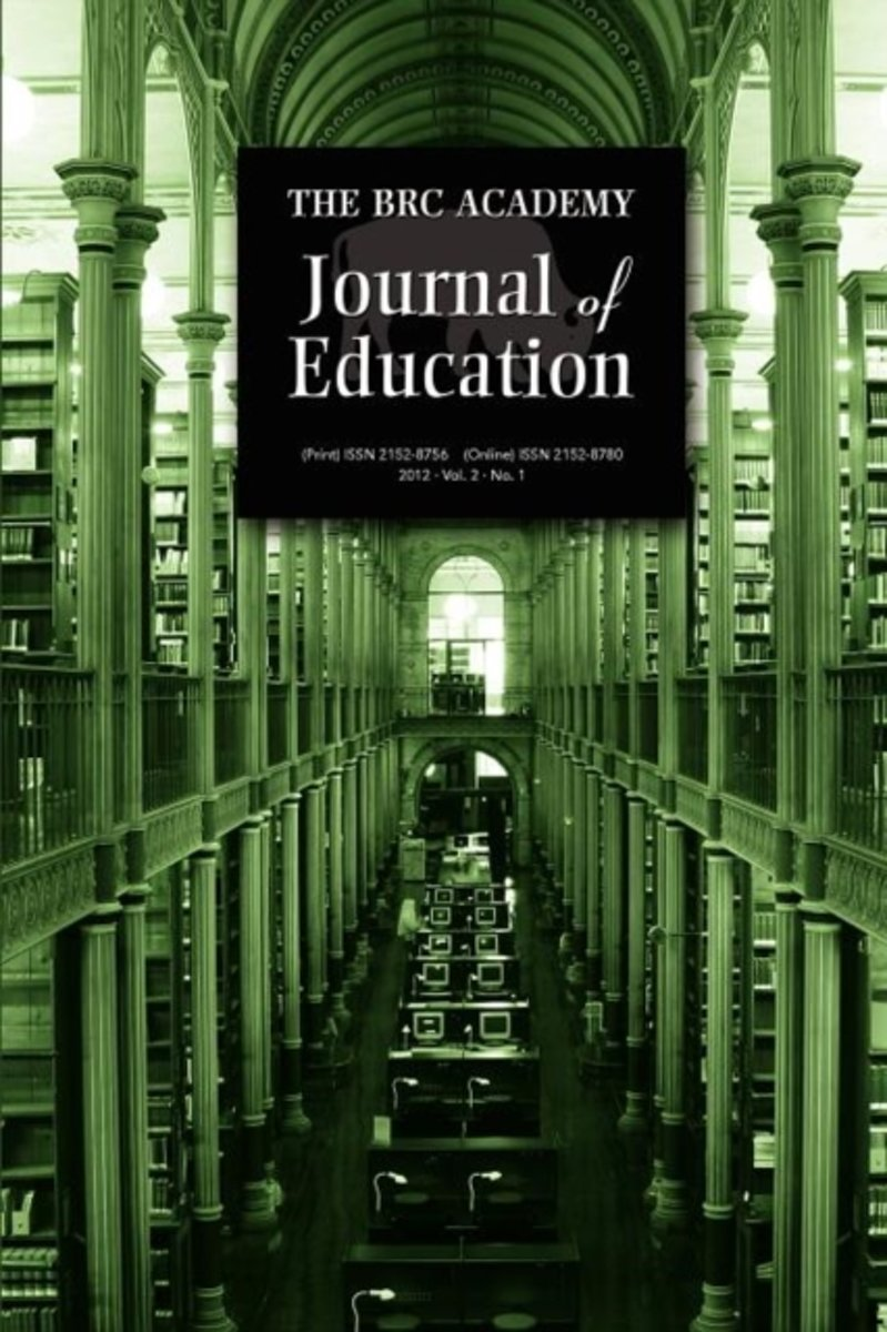 The Brc Academy Journal of Education